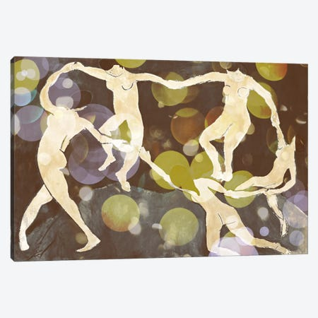 Dance IX Canvas Print #CML65} by 5by5collective Canvas Art Print
