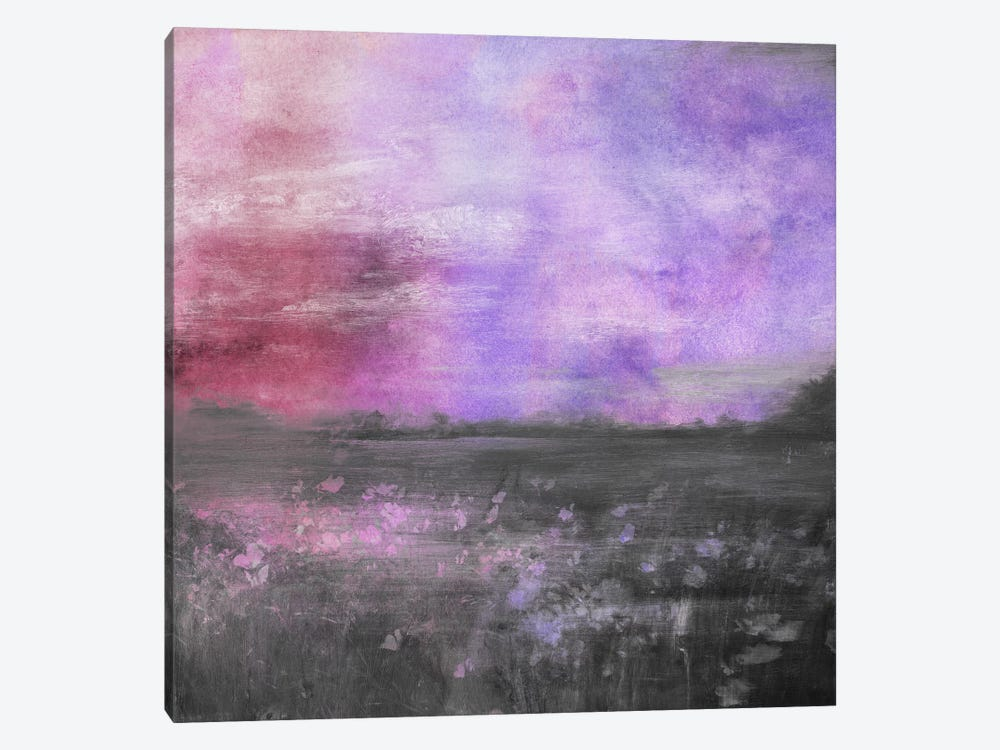 Meadow V by 5by5collective 1-piece Canvas Art Print