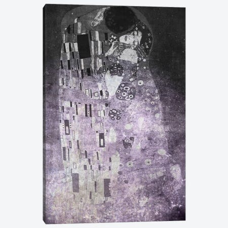 The Kiss VI Canvas Print #CML73} by 5by5collective Canvas Print