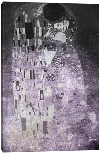 The Kiss VI Canvas Art Print