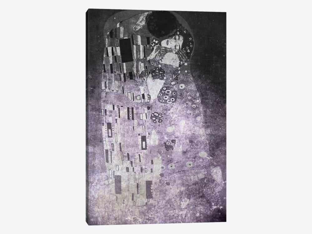 The Kiss VI by 5by5collective 1-piece Canvas Artwork
