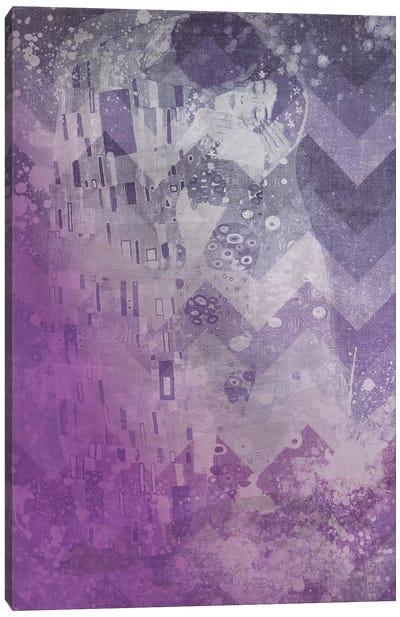 The Kiss VIII Canvas Art Print