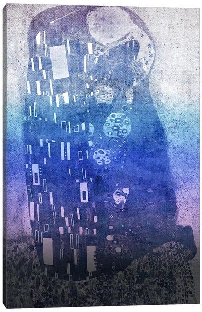 The Kiss XI Canvas Art Print