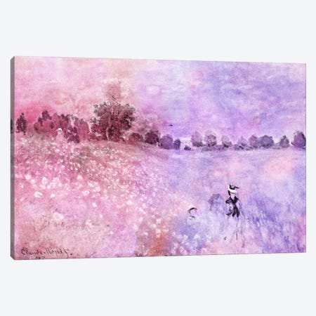 Wild Poppies V Canvas Print #CML84} by 5by5collective Canvas Print