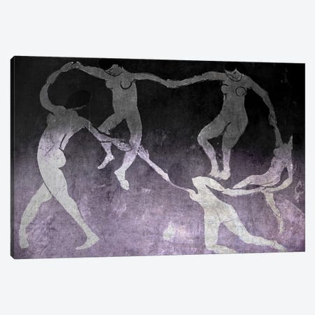 Dance I Canvas Print #CML8} by 5by5collective Canvas Art