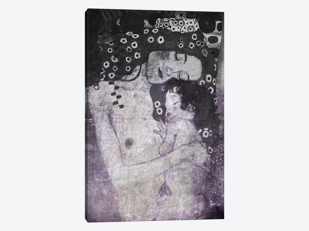Mother and Child I by 5by5collective 1-piece Canvas Wall Art