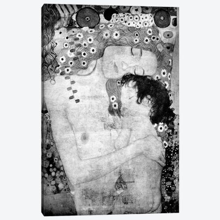 Mother and Child II Canvas Print #CML94} by 5by5collective Canvas Art