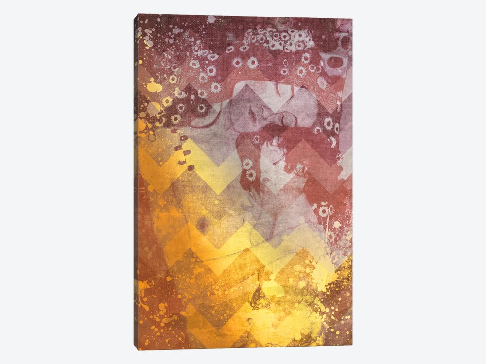 Mother and Child IV by 5by5collective 1-piece Canvas Print