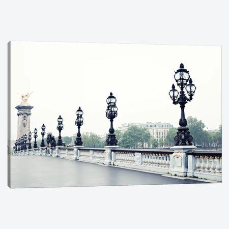 Pont Alexandre III Canvas Print #CMN130} by Caroline Mint Canvas Art Print
