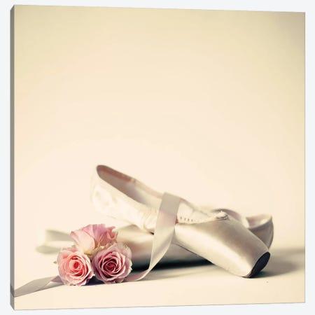 Ballet Shoes 3-Piece Canvas #CMN14} by Caroline Mint Canvas Art