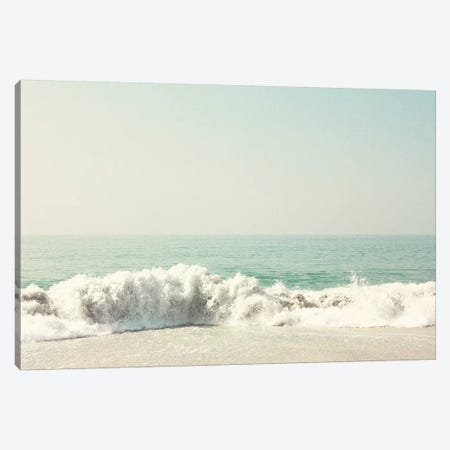 Soft Waves Canvas Print #CMN157} by Caroline Mint Canvas Wall Art