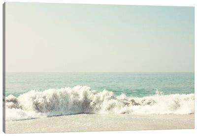 Soft Waves Canvas Art Print