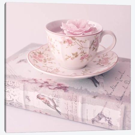 Tea Time Canvas Print #CMN167} by Caroline Mint Canvas Art Print