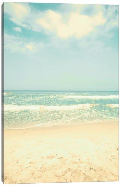 Beach Pleasures Canvas Art Print