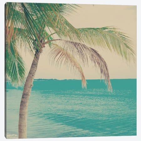 Tropical Palm Canvas Print #CMN190} by Caroline Mint Canvas Art Print
