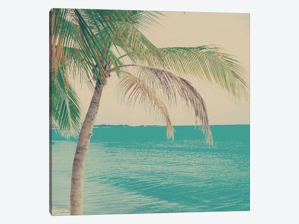 Tropical Palm by Caroline Mint 1-piece Canvas Art Print