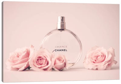Chanel Canvas Art Print