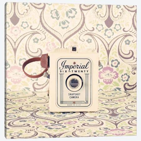 Imperial Camera Canvas Print #CMN72} by Caroline Mint Canvas Art Print