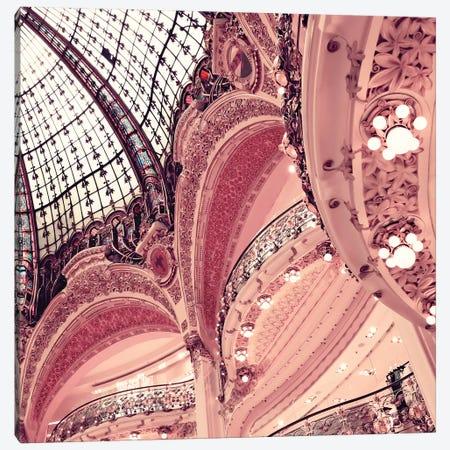 Lafayette Ceiling Canvas Print #CMN79} by Caroline Mint Canvas Print
