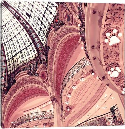 Lafayette Ceiling Canvas Art Print