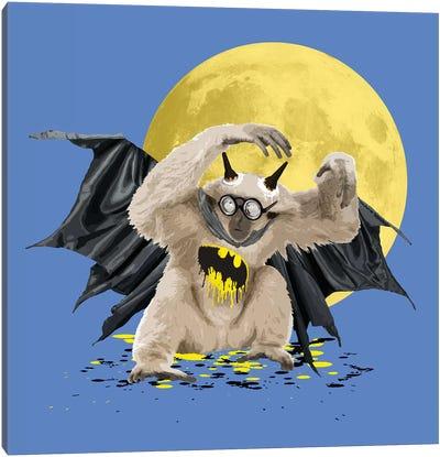 BatGib Midnight Canvas Art Print