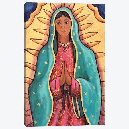 Guadalupe Canvas Print #CMY24} by Candy Mayer Canvas Artwork