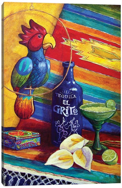 Margaritaville Canvas Art Print