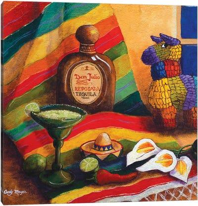 Cinco De Mayo Canvas Art Print