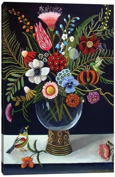 Floral Best Canvas Art Print