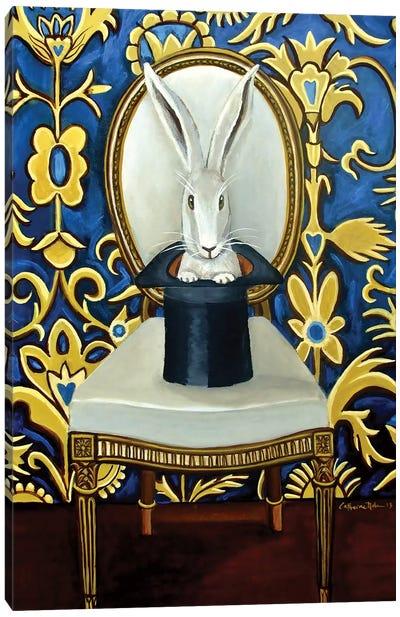 Magic Hat Canvas Art Print