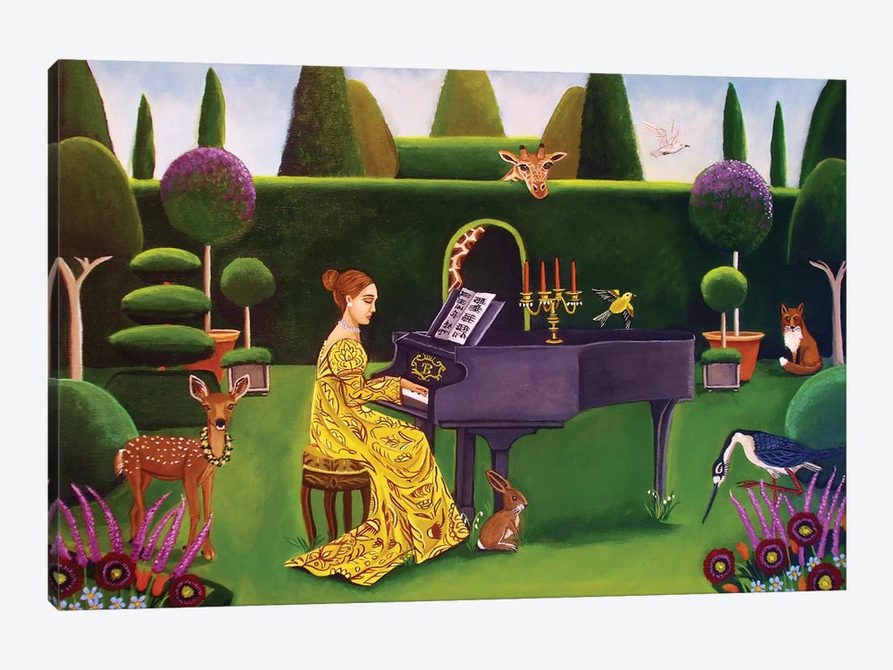 Summer Sonata by Catherine A. Nolin 1-piece Canvas Art