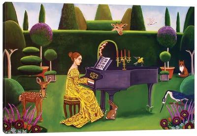 Summer Sonata Canvas Art Print