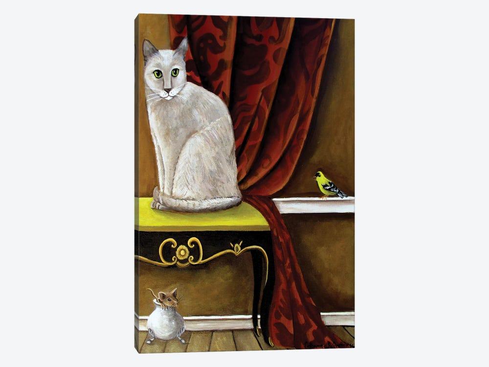 Three Amigos by Catherine A Nolin 1-piece Canvas Artwork