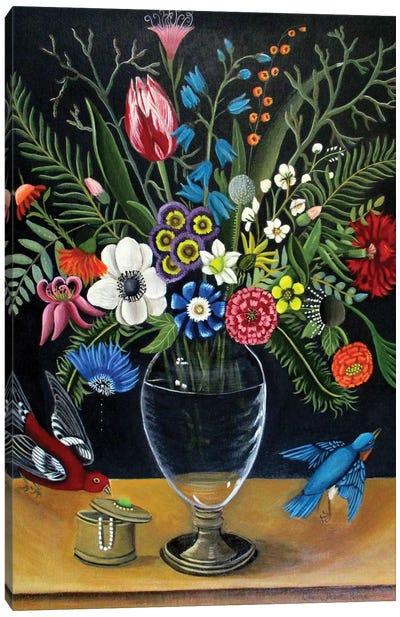 Best Vase Canvas Art Print