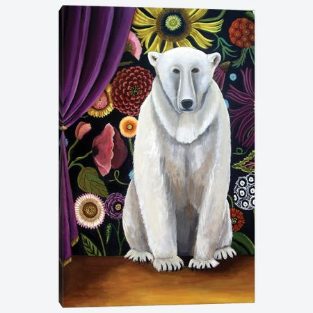 Curtain Call Canvas Print #CNO9} by Catherine A. Nolin Canvas Wall Art
