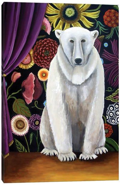 Curtain Call Canvas Art Print