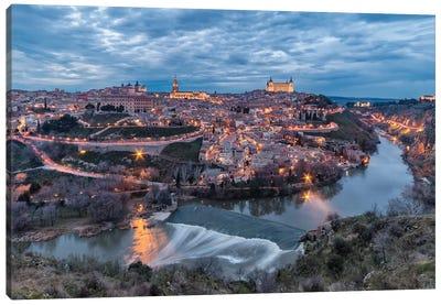 Cultures Union (Toledo, Spain) Canvas Art Print