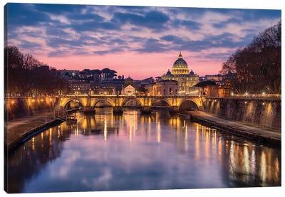Eternally Beautiful (Rome, Italy) Canvas Art Print