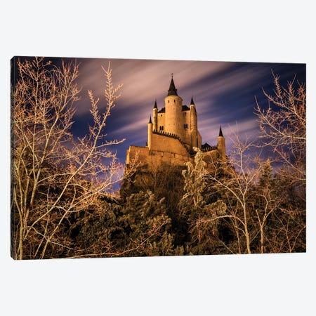 The Rise Of The Phoenix (Segovia, Spain) Canvas Print #CNS90} by Chano Sánchez Canvas Artwork