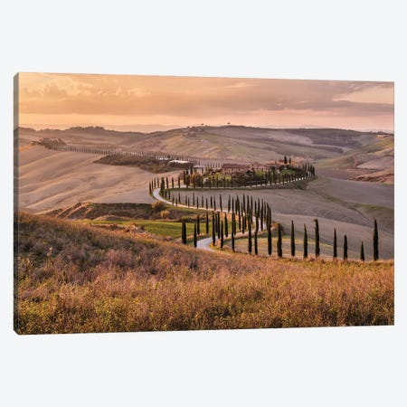 Tuscan Essence (Tuscany, Italy) Canvas Print #CNS96} by Chano Sánchez Canvas Art Print