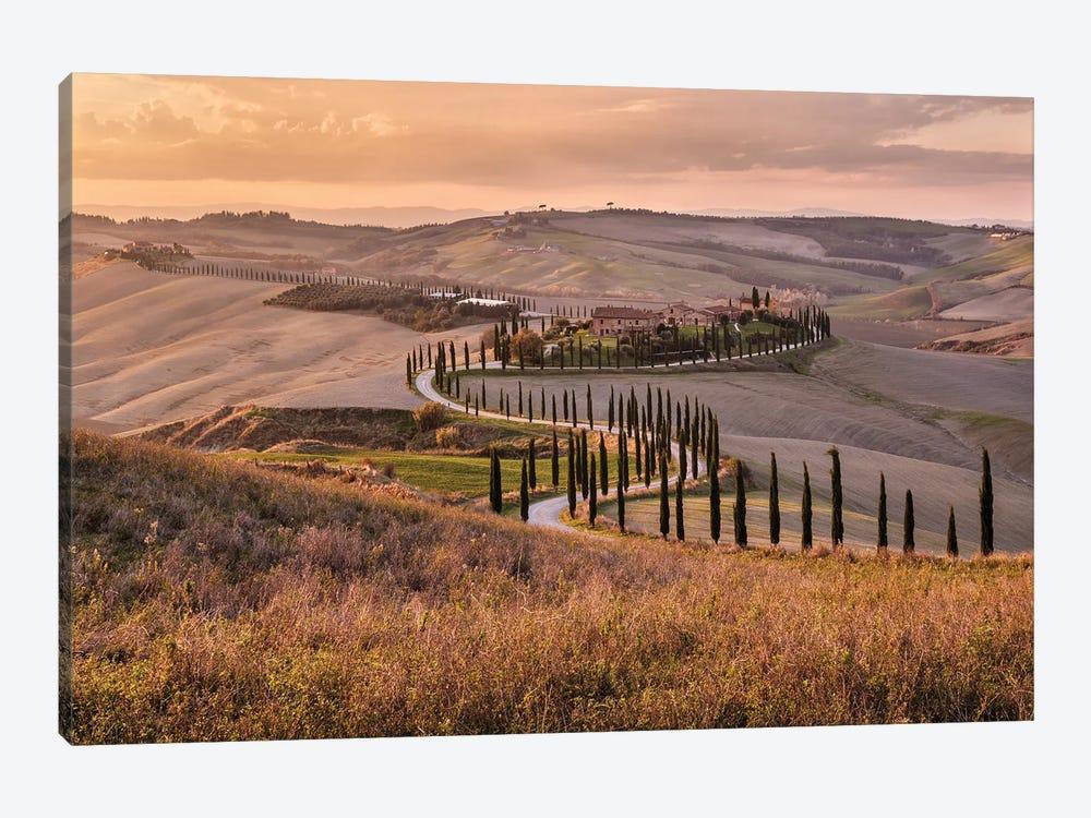 Tuscan Essence (Tuscany, Italy) by Chano Sánchez 1-piece Canvas Art