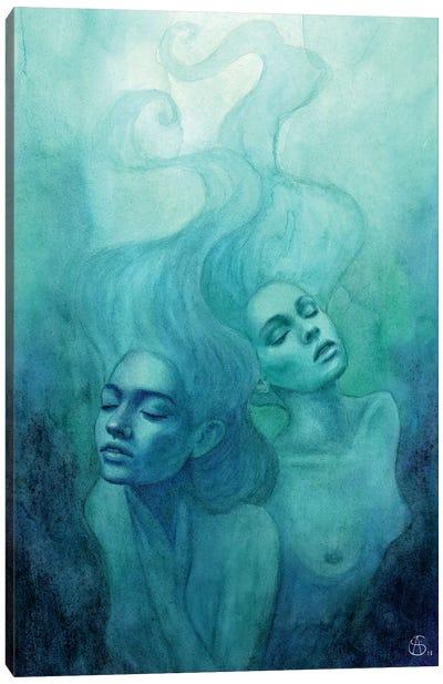 Oceanic Feeling Canvas Art Print
