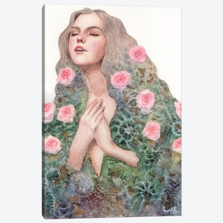 Rebirth Canvas Print #CNY14} by Anne-Sophie Cournoyer Canvas Print