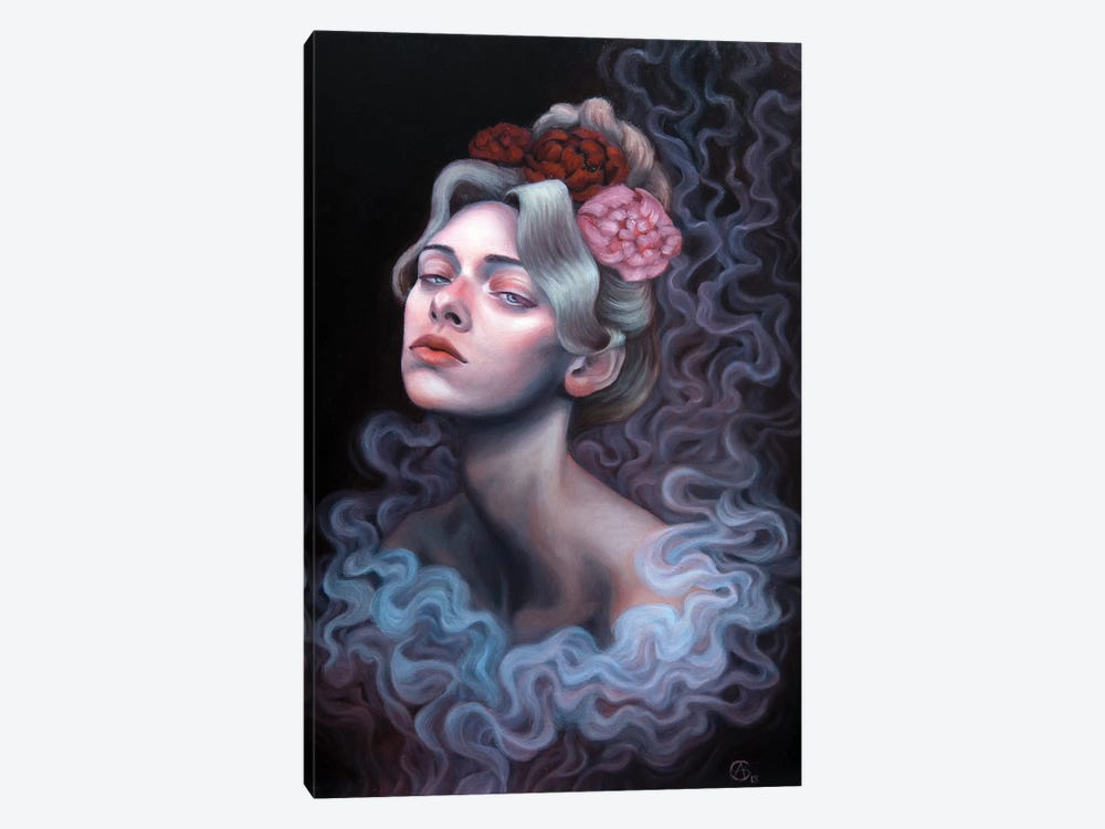Persephone I by Anne-Sophie Cournoyer 1-piece Canvas Art Print