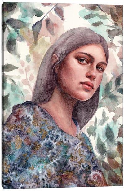 In Bloom I Canvas Art Print