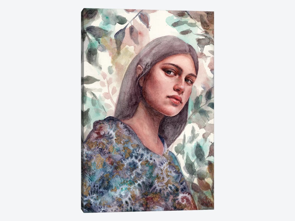 In Bloom I by Anne-Sophie Cournoyer 1-piece Canvas Art Print