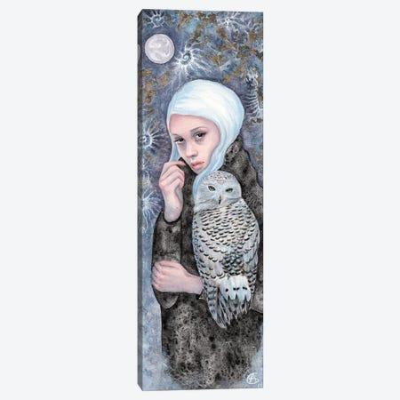 Nightowl Canvas Print #CNY9} by Anne-Sophie Cournoyer Canvas Print