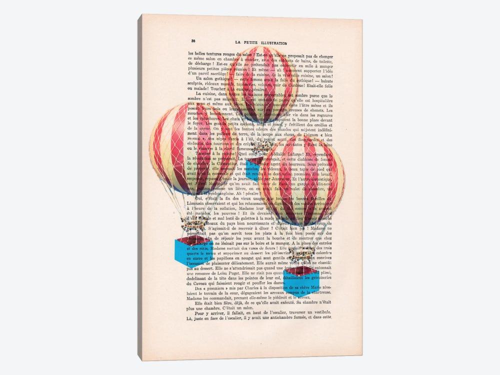 Three Air Balloons by Coco de Paris 1-piece Art Print