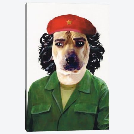 Che Guevara Canvas Print #COC16} by Coco de Paris Canvas Art