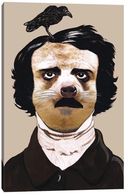 Edgar Allan Poe Canvas Art Print